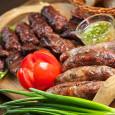 MICI DE CAPRIOR ( cum faceau sasii la Sighisoara) -5 kg carne de caprior -2 kg carne de oaie (muschi) sau de vita . -2 kg slanina cruda de porc […]