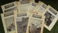 """DUPA ȘAPTE DECENII Peste puțin timp se vor împlini câteva decenii de la data suprimării, de către cenzura comunistă, a revistei ,,Carpații""""(1933-1947 ), revistă reprezentativă a vânătorilor din Ardeal, cea […]"""