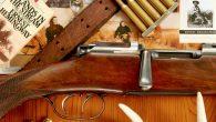 PUȘTILE NOASTRE (IV) Arme de vânătoare cu țevi ghintuite  Ideea practicării unor caneluri sa a unor ghinturi în interiorul țevii armelor de foc – pentru ușurarea încărcării puștii și […]
